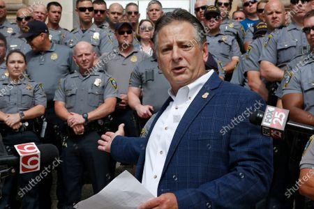 Editorial photo of America Protests Oklahoma, Oklahoma City, United States - 02 Jun 2020