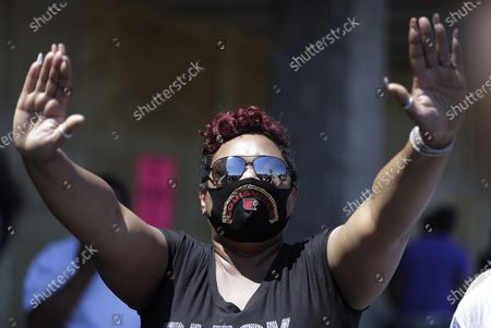 Editorial photo of America Protests Kentucky, Louisville, United States - 02 Jun 2020