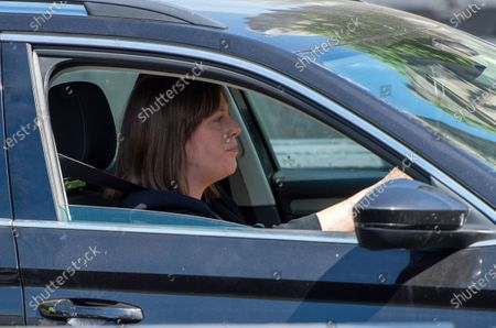 Jess Phillips returns to Parliament