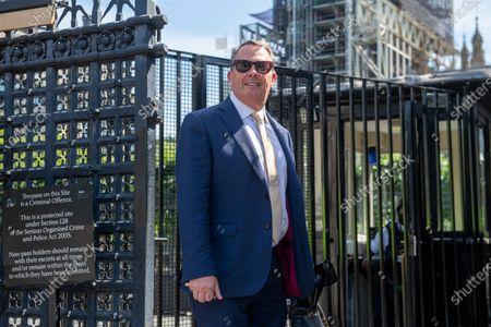 Liam Fox returns to Parliament