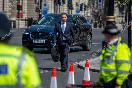 Nigel Adams returns to Parliament