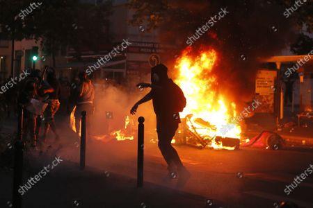 Black Lives Matter protests, France