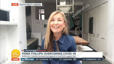 Stock Picture of Fiona Phillips