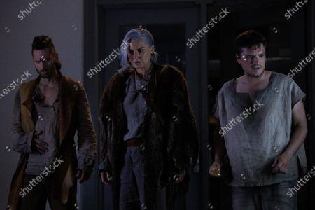 Editorial picture of 'Future Man' TV Show, Season 3 - 2020