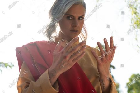 Stock Picture of Eliza Coupe as Tiger