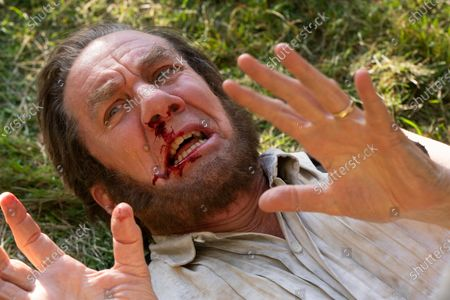 Nick Wyman as Abraham Lincoln