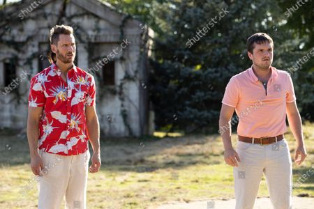 Editorial image of 'Future Man' TV Show, Season 3 - 2020
