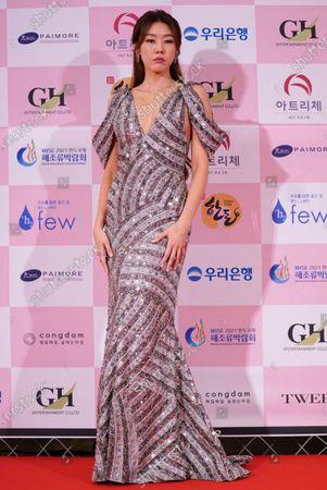 Editorial photo of 2020 Daejong Film Award Amid COVID-19, Seoul, South Korea - 03 Jun 2020