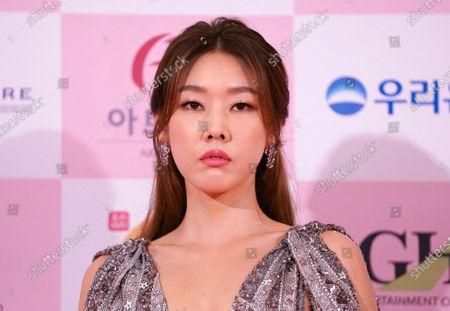 Editorial picture of 2020 Daejong Film Award Amid COVID-19, Seoul, South Korea - 03 Jun 2020