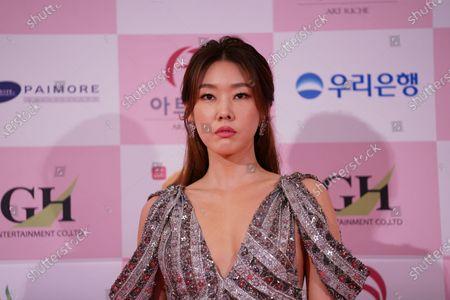 Editorial image of 2020 Daejong Film Award Amid COVID-19, Seoul, South Korea - 03 Jun 2020