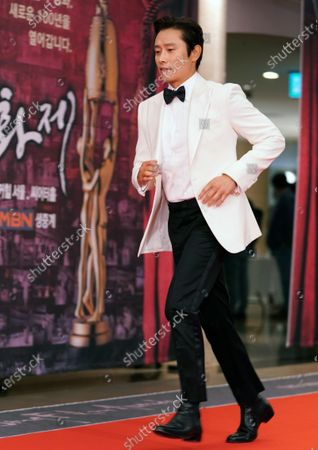 Stock Picture of Lee Byung-hun