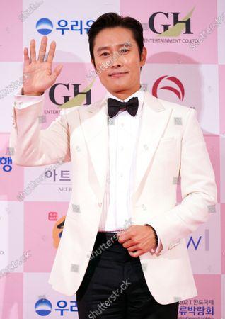 Stock Image of Lee Byung-hun