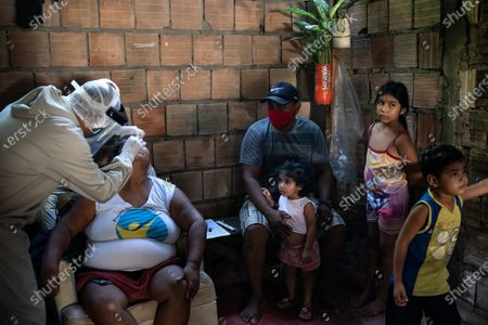 Editorial image of Virus Outbreak , Manacapuru, Brazil - 03 Jun 2020