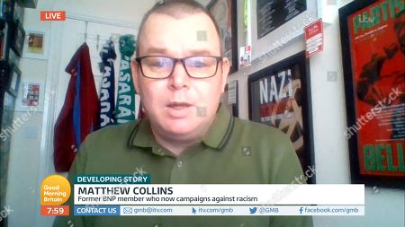 Editorial picture of 'Good Morning Britain' TV Show, London, UK - 04 Jun 2020