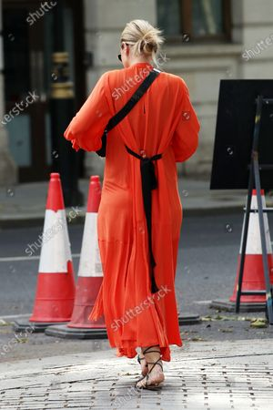 Editorial photo of Vogue Williams out and about, London, UK - 07 Jun 2020