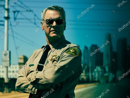 Stock Photo of Mark Moses as Undersheriff Jerry London
