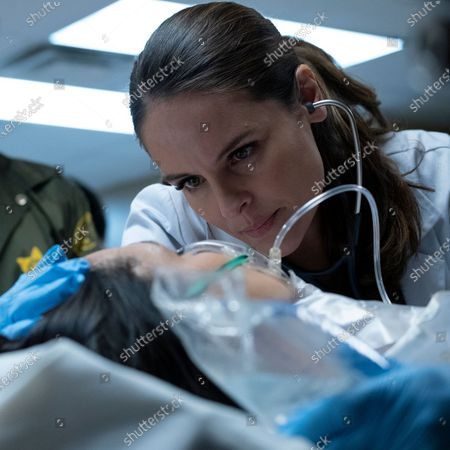 Yara Martinez as Dr. Paula Reyes