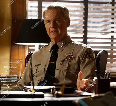 Stock Image of Mark Moses as Undersheriff Jerry London