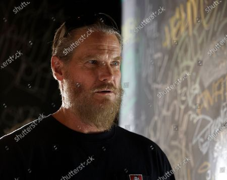 Stock Picture of Brian Van Holt as Detective Cade Ward
