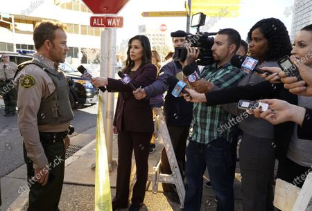 Editorial image of 'Deputy' TV Show, Season 1 - 2020