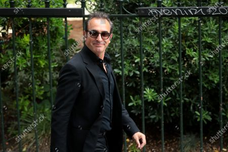 Jean Dujardin attends the funeral ceremony of the French actor Guy Bedos at the Church of Saint-Germain-des-Pres in Paris, France, 04 June 2020. Bedos died at the age of 85 in Paris on 28 May 2020.