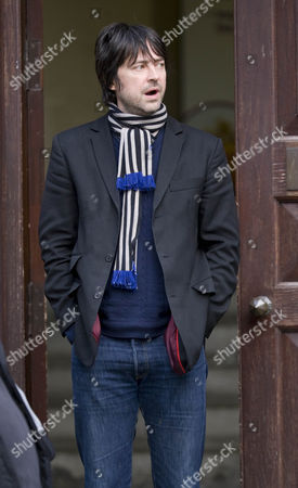 Andy Boyd (Pete Doherty's manager)