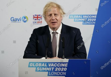 Global Vaccine Summit, London