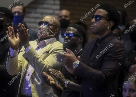 Editorial image of America Protests-George Floyd Funeral, Minneapolis, United States - 04 Jun 2020
