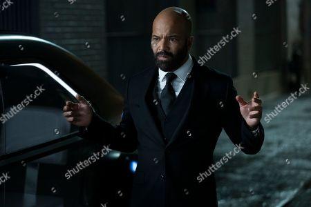 Stock Picture of Jeffrey Wright as Bernard Lowe