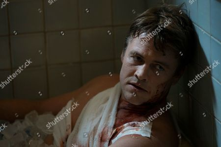 Stock Picture of Luke Hemsworth as Ashley Stubbs