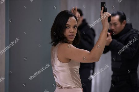 Tessa Thompson as Charlotte Hale