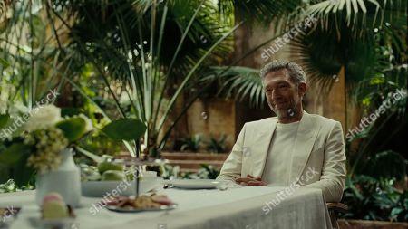 Vincent Cassel as Engerraund Serac
