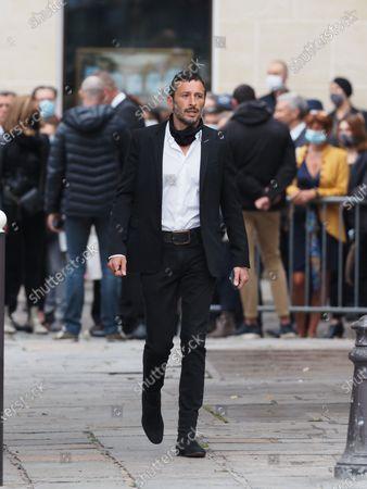 Editorial image of Guy Bedos funeral, Paris, France - 04 Jun 2020
