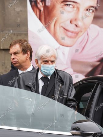 Editorial picture of Guy Bedos funeral, Paris, France - 04 Jun 2020