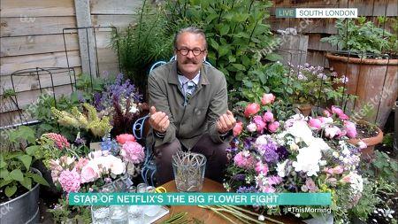 Editorial image of 'This Morning' TV show, London, UK - 05 Jun 2020