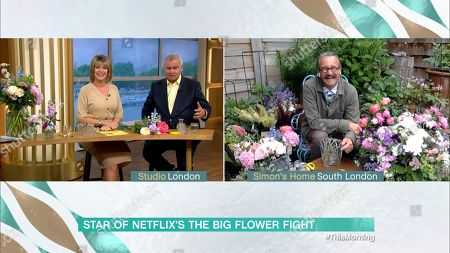 Editorial photo of 'This Morning' TV show, London, UK - 05 Jun 2020