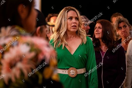 Stock Image of Jessica St. Clair as Mia