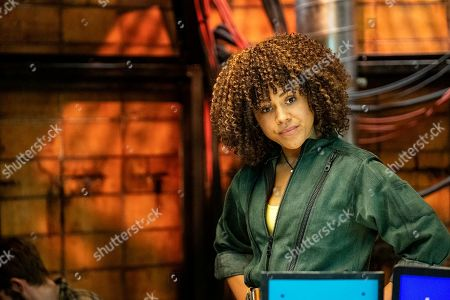 Stock Photo of Lenora Crichlow as Billie McEvoy