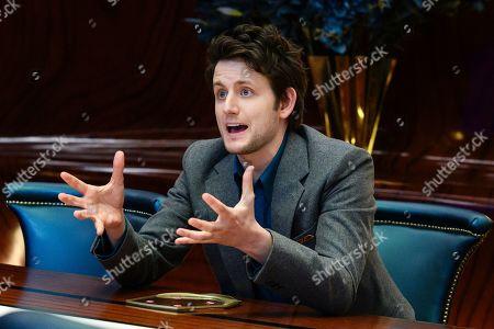 Zach Woods as Matt Spencer