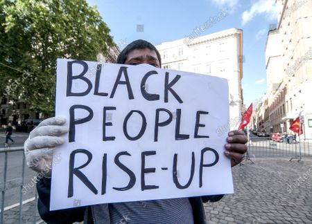Black Lives Matter protests, Italy