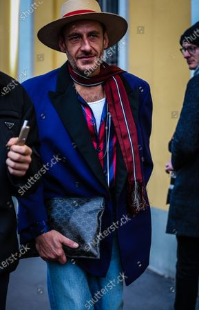 Editorial image of On the street of Milan, Milan, Italy, Italy - 21 Feb 2020