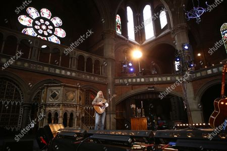 Editorial picture of Laura Marling Concert, London, United Kingdom - 06 Jun 2020