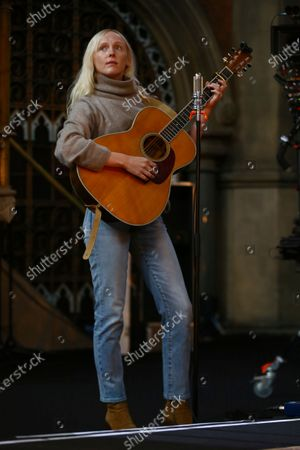 Editorial image of Laura Marling Concert, London, United Kingdom - 06 Jun 2020