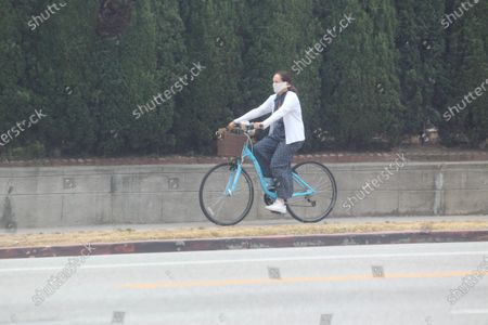 Molly Shannon seen out and about
