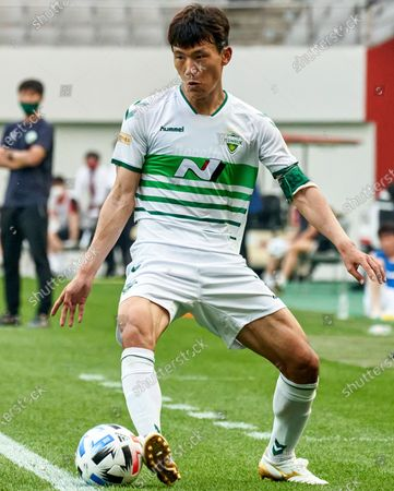Editorial image of Jeonbuk Hyundai Motors v FC Seoul, 2020 K League 1, football, Seoul, South Korea - 06 Jun 2020