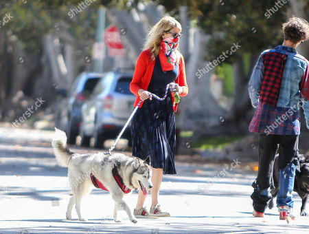 Stock Picture of Laura Dern and Ellery Harper