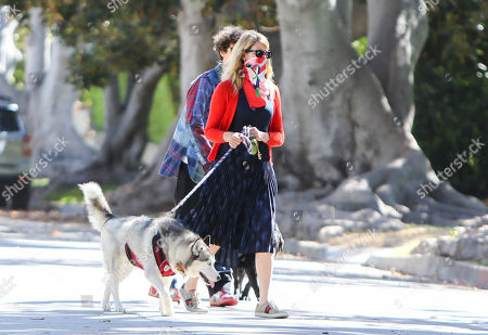 Editorial photo of Laura Dern out and about, Los Angeles, USA - 07 Jun 2020