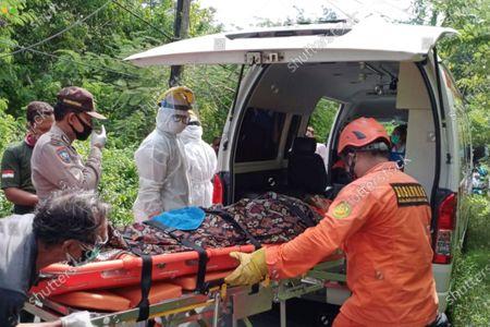 Editorial picture of Tourist Trapped in Well, Pecatu, Indonesia - 08 Jun 2020