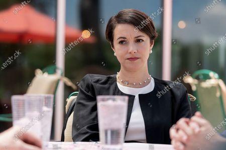 Stock Photo of Cara Pifko as Paige Novick