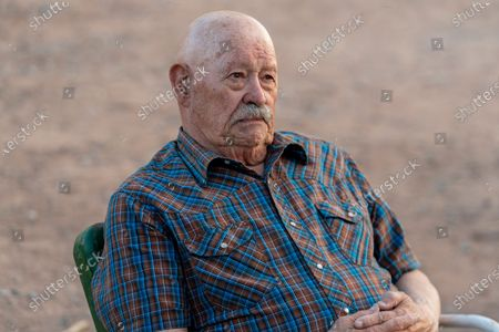 Stock Picture of Barry Corbin as Mr. Acker